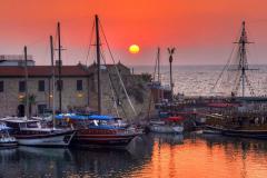 cyprus-sun-set-harbor